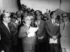 Vargas: Eletrobras, Petrobras, Nucleobras: saio da vida, mas meu legado fica para a história