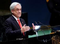 Resultado direto do Pandora Papers, oposição inicia processo de impeachment contra Piñera