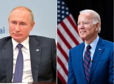 Após Colégio Eleitoral, Putin parabeniza Biden por vitória nos EUA
