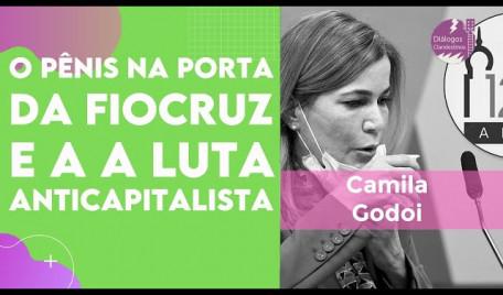O pênis na porta da Fiocruz e a a luta anticapitalista