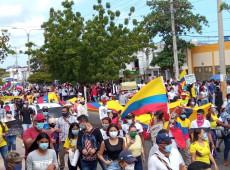 Juristas condenam violência policial na Colômbia; protestos continuam