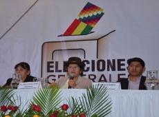 TSE de Bolivia rechaza cuestionamientos al sistema electoral del país