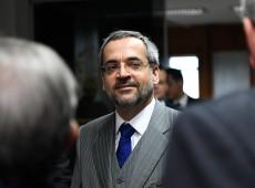 Juristas pela democracia pedem que Banco Mundial avalie conduta 'antidemocrática' de Weintraub