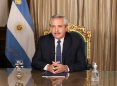 'Argentina entrou na segunda onda', diz Fernández ao anunciar novas restrições para conter a covid-19