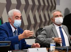 "Governo Bolsonaro mobiliza ""gabinete do ódio"" para atacar senadores que integram CPI da Covid"