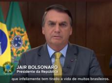 Jornal português aponta 9 mentiras de Bolsonaro em 3 minutos de pronunciamento