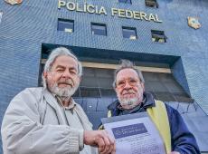 Após 488 dias como preso político, Lula segue decidido a lutar pela soberania do Brasil