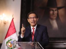 Congresso do Peru inicia processo que pode resultar na queda do presidente Martín Vizcarra