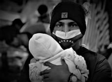 Atirados na rua em plena pandemia: assim é a vida de milhares de venezuelanos no Peru