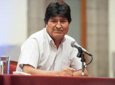 MP da Bolívia acusa Evo de 'terrorismo'; perseguição política, responde ex-presidente