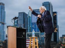 Superterça: Sanders mantém a esperança dos mais pobres