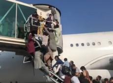 Militares dos EUA abrem fogo no aeroporto de Cabul; ao menos 3 afegãos morrem
