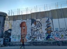 Os muros que separam o povo palestino do mundo
