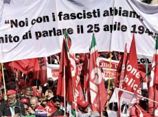 Senado  italiano aprova moção para pedir dissolução de partido neofascista