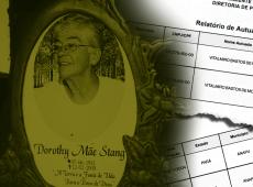 Após quinze anos, multas do Ibama para assassinos de Dorothy Stang não foram pagas