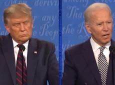 Especial debate nos EUA: veja os melhores (ou piores) trechos das falas de Biden e Trump