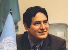 Progressista Andrés Arauz lidera intenções de voto para presidência no Equador