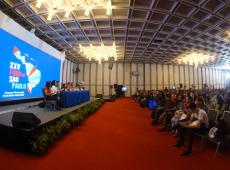 O Foro de São Paulo, Tribuna dos Povos e da Integração Latino Americana