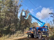 Tempestade Aurora deixa 250 mil casas sem eletricidade na França