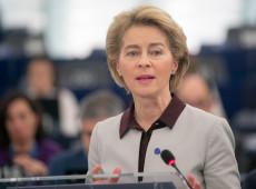 UE precisa de vontade política para construir sistema militar independente, diz Von der Leyen