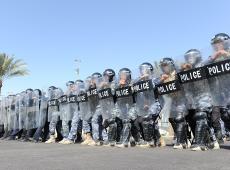 Polícia do Iraque abre fogo contra manifestantes em Bagdá