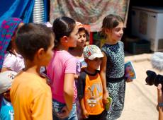 Países europeus vão acolher 1.600 menores refugiados