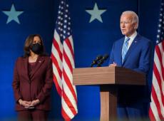 """Para Biden e Harris, restante do continente é visto como """"curral"""" da América"""