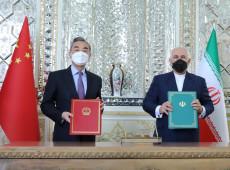 China e Irã assinam acordo de 25 anos de cooperação estratégica