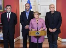 Nos 100 primeiros dias de governo, Bachelet encomenda principais promessas eleitorais