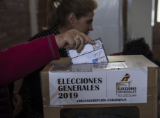 Entidades e movimentos sociais denunciam golpe contra democracia na Bolívia