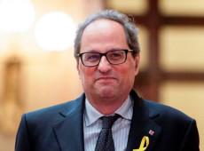 La ratificación de la condena del presidente catalán provoca una nueva crisis institucional
