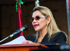 La dictadura boliviana y la hipocresía de los castillos