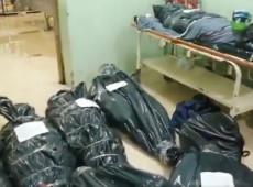 Mortos em sacos plásticos no Peru escancaram desigualdade tributária entre ricos e pobres
