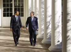 Obama quer garantir imunidade judicial a membros do governo Bush por crimes no Iraque