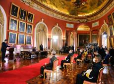 Maduro apresenta projeto para combater efeitos do bloqueio dos EUA no país