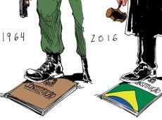 Os militares e o golpe de estado de 2016: Cronologia de uma marcha (quase) silenciosa