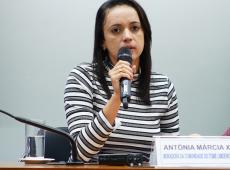 Marcia Xavier, filha de ambientalista cearense morto, foi vítima três vezes dos agrotóxicos