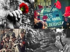 Há 45 anos, Revolução dos Cravos se opunha a guerra, violência e fome em Portugal