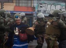 Mapuches ocupam município para denunciar violência e repressão do governo Piñera