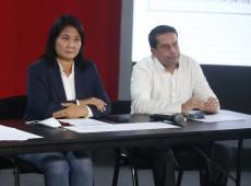 MP do Peru pede prisão preventiva de Keiko Fujimori