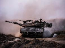 Israel anuncia início de ataques terrestres contra Gaza