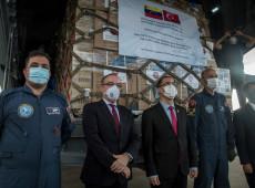 Turquia doa 15 toneladas de equipamentos médicos à Venezuela