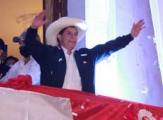 Castillo assume Presidência do Peru nesta quarta; saiba como será a posse