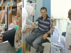 Agência da ONU alerta para urgência no tratamento do diabetes entre refugiados da Palestina