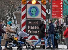 Alemanha deixa de ser referência no combate à covid-19