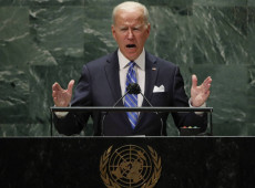 Na ONU, Biden destaca cooperação e multilateralismo, mas diz que EUA seguem líder