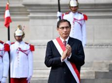 Congresso do Peru aprova fim de imunidade parlamentar