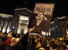 """Segundo advogada peruana, noite de protestos contra Merino foi """"a mais terrível em 20 anos"""""""