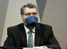 À CPI, Araújo tenta reescrever atuação à frente do Itamaraty