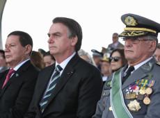 Cientistas apavorados; Exército perde a guerra contra o vírus e como recompensa recebe aumento de R$ 7 bi